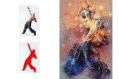 Modern Art Photoshop Action Product Image 3