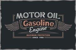Seignior - vintage font Product Image 4