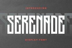 Web Font Serenade Font Product Image 1