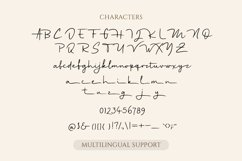 Holymore - Handwritten font Product Image 3