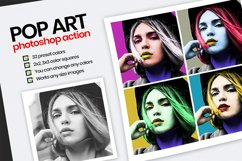 Pop Art PS action Product Image 1