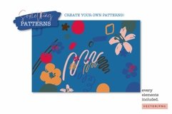 Something - Abstract Floral Patterns Product Image 5