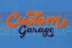 Heylova - Vintage Script Typeface Product Image 5