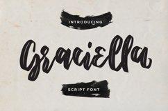 Graciella - Script Font Product Image 1