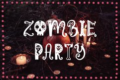 Funny Halloween Font Product Image 6