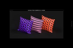 Bold geometric seamless patterns collection Product Image 3