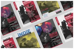 Music Festival Flyer Template Product Image 2