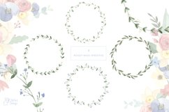 EASTER clipart. Watercolor set Product Image 4