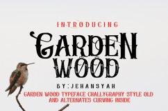 Garden Wood Product Image 2
