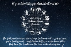 Aquarius Zodiac, Constellation, Horoscope Pack Product Image 4