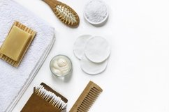 Natural spa products. Product Image 1