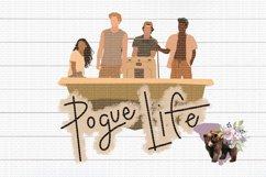 Pogue Life PNG File / Sublimation Clipart File Product Image 1