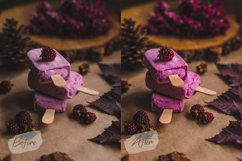 8 Photoshop Actions, ACR and LUT Presets Food blog Product Image 2
