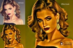 Gold Look Photoshop Effect Product Image 2