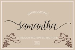 samantha script Product Image 2
