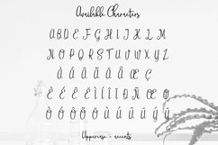 Sirune Font Product Image 3