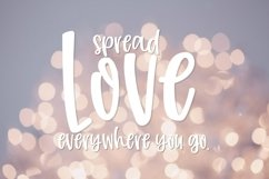 Joyfully Handwritten Font for Crafters Product Image 4