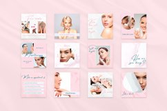Beauty Pink Instagram Canva Tempates Post & Highlights Product Image 3