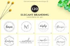 1200 Premade Logos Mega Bundle Product Image 14