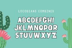 Locobeans Font Duo Product Image 5