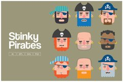Stinky Pirates Product Image 1