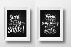 Motivational Prints Posters, Inspirational Quotes, A4 format Product Image 2