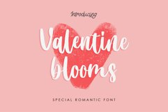 Valentine Blooms Product Image 1