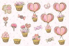 Valentine's clip art Product Image 4