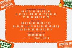 Frankites Font Product Image 5
