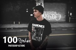 100 Urban Photoshop Actions Product Image 1