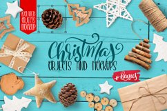 Christmas isolated objects and mock ups Product Image 1