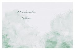 Green Watercolor Abstract Textures Product Image 3