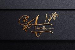 Aqille Monogram Product Image 2