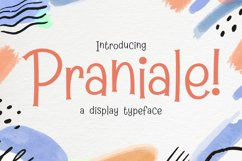 Praniale Product Image 1
