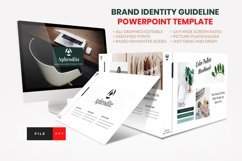 Brand Identity Guideline PowerPoint Template Product Image 1