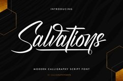 Salvations Product Image 1