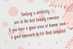 Web Font Pinksky - Cute Font Product Image 6