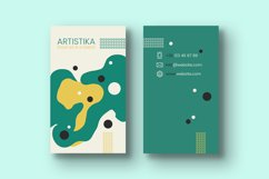 Creative Illustration Business Cards Product Image 3