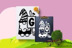 Monogram Bunny Gnome Product Image 2