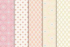 Digital Paper Pack - Arabesque Set 03 Product Image 3