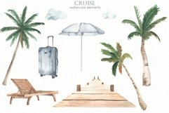 Cruise Watercolor collection Product Image 9