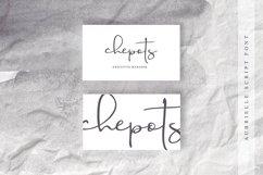 Aubrielle Script Font Product Image 6