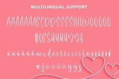Web Font Sensitive - Beautiful Handwritten Font Product Image 4