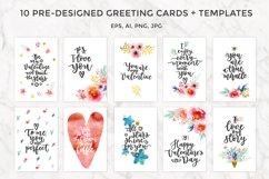 10 Valentines Cards + Bonuses! Product Image 2
