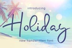 Web Font Holiday Product Image 1