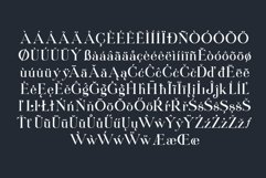 Queenstown serif font Product Image 5