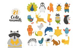 Cute Animals Bundle • 80% OFF Product Image 2
