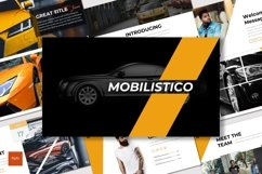Mobilistico - Powerpoint Template Product Image 1