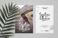 Pastelle SVG font Product Image 4