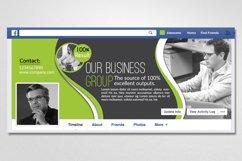 10 Business Facebook Timelines Bundle Product Image 5